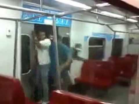 日本の満員電車なんてぬるい!ベネズエラの席取りは激しすぎた
