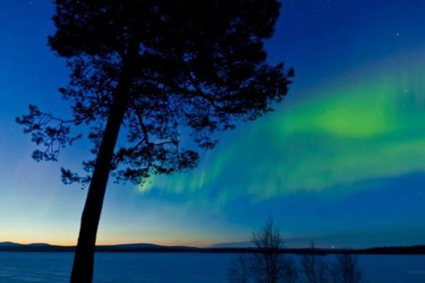 人生で一度は行きたい!ノルウェーで撮影されたオーロラが美しすぎ