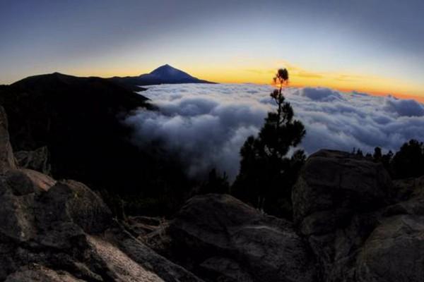 テネリフェ島の美しい空!思わず見とれてしまうタイムラプスで心に癒しを