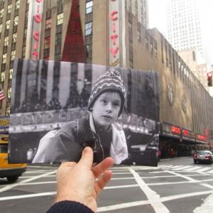 世界中のギャラリーで展示!名作映画と同じ場所で撮影された12枚の写真