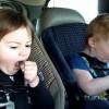 【俺たちの魂を見てくれ】車内で音楽を再生したら、子供に何かが舞い降りた