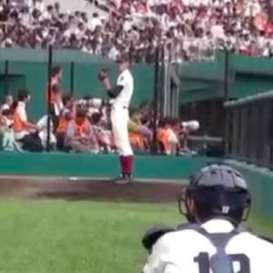【ハンパない】高校時代の藤浪投手のスライダーがヤバすぎると話題に(6秒)
