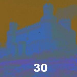 【あえて説明はしません】真ん中の黒い点を30秒見続けると…(画像)