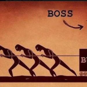 【なるほど、納得】的確に表した「ボスとリーダーの違い」に考えさせられる