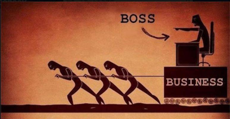 【なるほど、納得】的確に表した「ボスとリーダーの違い」に ...