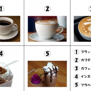 【当たってる!?】コーヒーの好みでわかるアナタの性格(画像)