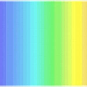 【何色見えますか?】全ての色が見えるのは4人に1人というカラーテスト画像