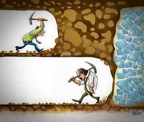 あと一歩だけ頑張ろう】諦めるってこういうことかと考えさせられる ...