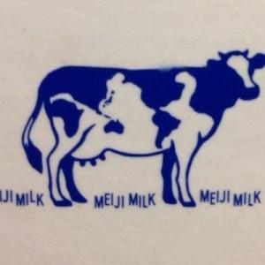 【遊び心が素敵】気付かなかった!明治牛乳のパックにいる牛の模様の秘密
