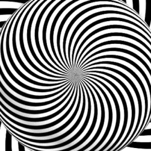 【不思議・錯視】予想以上に「おぉー」ってなる渦巻きGIFがおもしろスゴイ