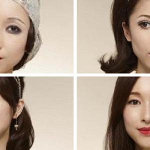 メイクの違いでまるで別人!?資生堂、「日本女性の化粧の変遷100年」が凄い