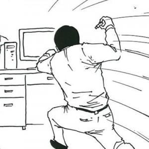 【ツボに入ると止まらない】シュールな1コマ漫画「サラリーマン山崎シゲル」15選