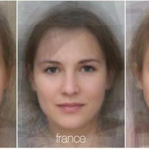 【画像】日本をはじめとする世界各国の平均顔(男性版・女性版)