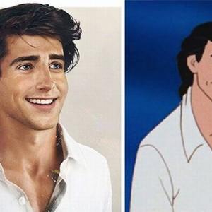 【あなたは誰がタイプ?】イケメンすぎ!ディズニーアニメの王子様を実写化してみた