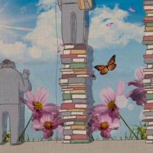 「学ぶということは視野が広がるということ」一枚で表した風刺画が心に刺さる(画像)