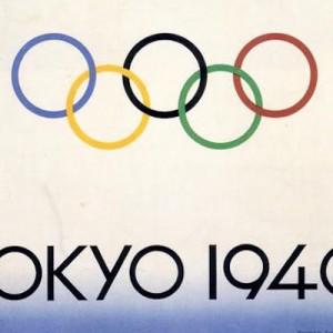 【幻の東京五輪】1940年に開催予定だった東京オリンピックのポスターが素敵すぎた