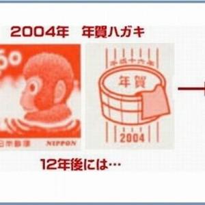 日本郵便スゴい!2016年の年賀ハガキの「さる」に12年越しのドラマが!(画像)
