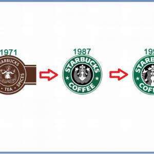【2091年はこうなってる】スタバのロゴの変遷に対する『未来予想』が超シュール