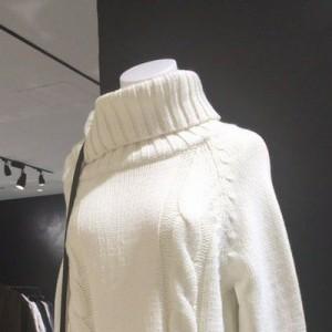 【男子これ好き】「女性にこの白ニットワンピ着てほしいー」まさかの温度差(画像)