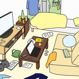 【あるある…】部屋が汚い人&片付けられない人に共通する16の特徴
