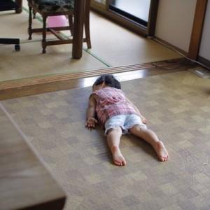 【萌えてまう…!】日本全国「我が子の電池切れ画像」が可愛すぎて癒されまくり9選