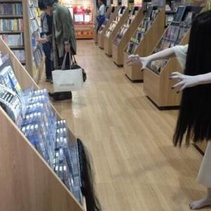 もっと仕事を選んで!(笑)「貞子」の広報活動を見ていると、なぜだか愛おしくなってくる13枚
