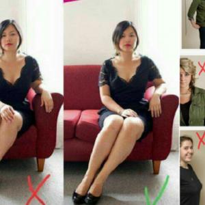 【ちょっとの工夫で全然違う】写真撮影時によくやるポーズともっと綺麗に魅せる方法12枚