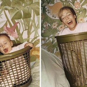 【家族と一緒に!過去の自分で】昔に撮った古いを写真を「今」再現してみた12枚