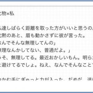 気持ちわかりすぎて辛い!(笑)「炭水化物×私」の夢小説が名文すぎた【4枚】