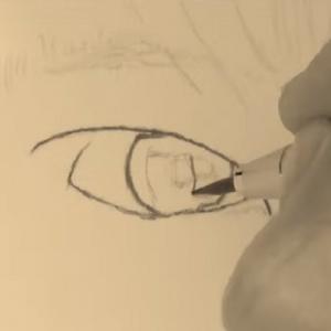 【ここからこうなるとは…!】鉛筆で描いたという『女優・広瀬すず』の似顔絵が凄すぎる