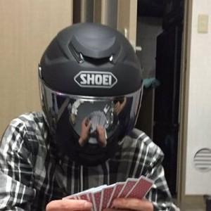 【ヘルメットのせいで手札が丸見え】ナゼか憎めなかった愛すべき天然エピソード9選