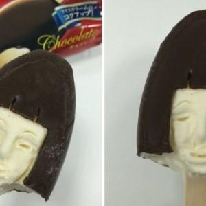 センスに満ち溢れてる!(笑)アイスクリームで作った彫刻がどれもこれも良い味出し過ぎ【画像】
