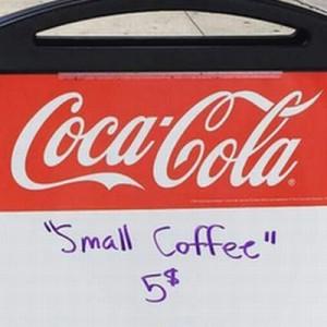 【たった一言で気分も変わる】とあるカフェに設置された「お客のマナーを向上させる看板」が話題に