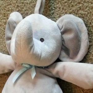 【優しい世界】お気に入りのゾウのヌイグルミを失くした息子→友人が写真をネットにアップしたら…