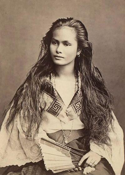 こんなにも美しい…!】写真で見る1900年~1910年(明治)の女性たちの ...