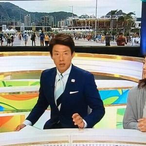 落ち着いて!(笑)松岡修造、錦織圭選手の試合が気になりすぎて放送中に…w【4枚】