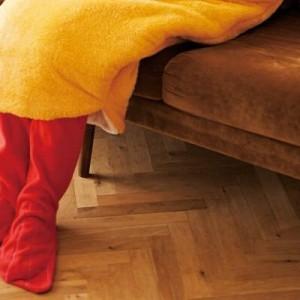 「なぜ作った…w」着るエビフライという名の『エビフライ寝袋』が衝撃のビジュアルだった(笑)
