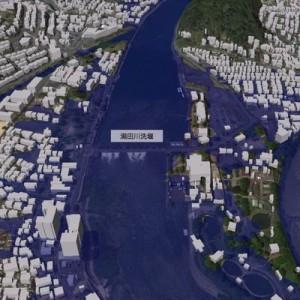 滋賀県民の「琵琶湖の水止めたろか!」本当にやったらどうなるかをシミュレーションしてみたらw