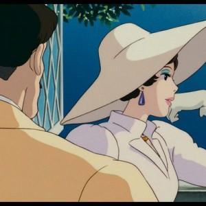 【紅の豚】「何故ジーナはエンジン音だけでポルコだと判ったの?」ジーナ役の返答が痺れる!