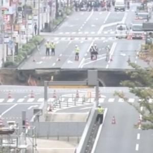 【現場の対応の素晴らしさ】博多駅前の陥没、「死亡者・重傷者が0だった理由」に注目集まる