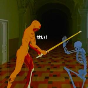 「出だしから爆笑」・「これ最高w」人体模型と骨格標本のシュールなコントに『めっちゃ面白い』