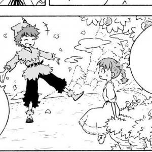 『ピーターパンが大人になったら』という4枚の漫画がステキ!「オチが良い!素晴らしい!」
