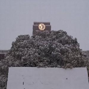 【相変わらずフリーダムw】センター試験2日目の京大の様子が…(笑)