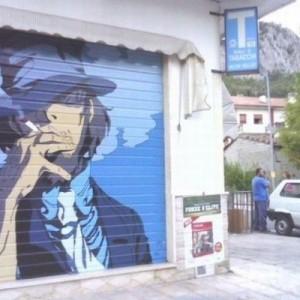 イタリアの煙草屋では次元大介が大流行り、「次元のカッコ良さは世界レベルか!」(4枚)