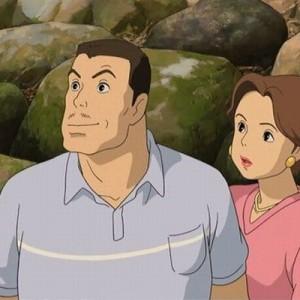 【その見方はなかったw】千と千尋の神隠し、千尋の両親はあのドラマの二人が声優だから実質(笑)