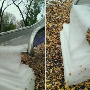 「こんなことある!!?」雪の日に起こった衝撃的な光景8選
