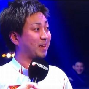 この根性見習いたい!英語を話せない日本人ビリヤード選手のインタビューが吹っ切れすぎていた