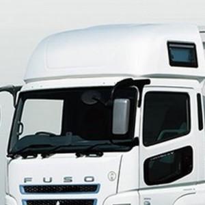 そんな機能があったとは!大型トラックの頭のモッコリした部分の使われ方、「知らなかった!」