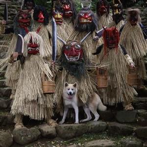 可愛すぎか!(笑)秋田犬が大活躍している「秋田県のポスター」が…最高すぎて【7枚】