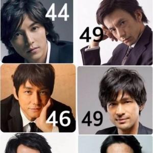 最高に渋かっこいい!日本の40代~50代のオジサマ俳優たちがハイレベル(画像)